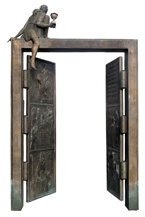 Portal, Forchheim, Porta Vorchheimensis