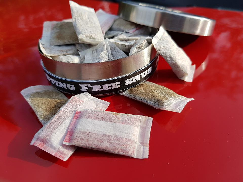 Sting Free Snuff, Snuff, Portion Snus, Pouch, Tobacco