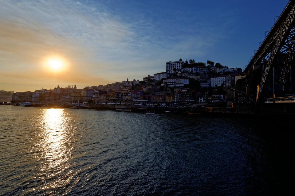 Porto, Douro, Portugal, Old Town, Historically, River