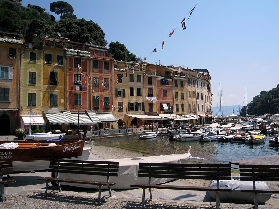 Portofino, Italy, Liguria, Summer