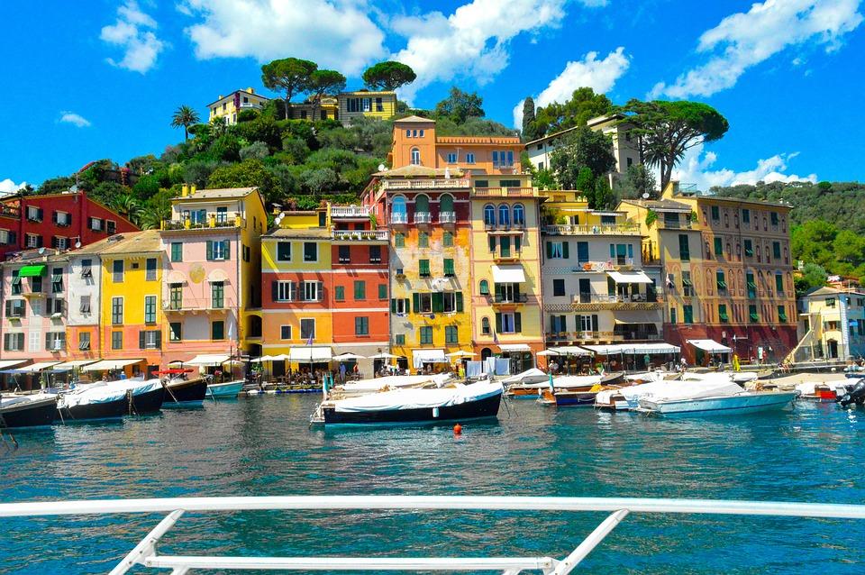 Portofino, Liguria, Yacht, The Italian Riviera, Boats