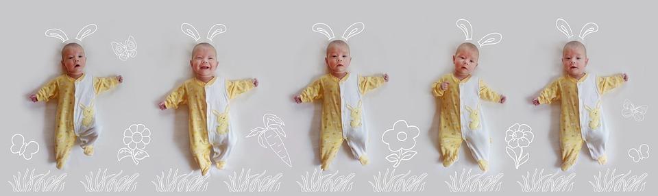 Babe, Baby, Childhood, Newborn, Portrait, Cute, Kid