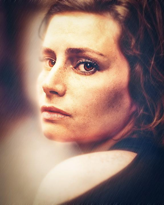 Woman, Beautiful, Girl, Face, Portrait, Young, Model