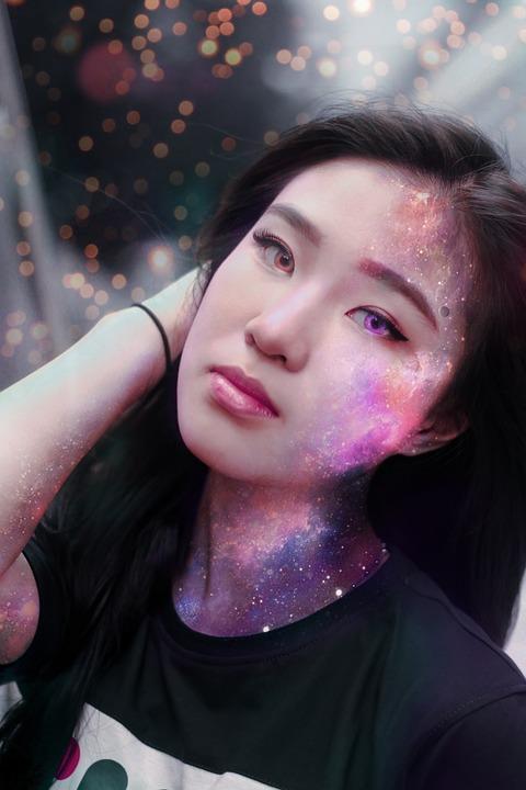 Asian, Girl, Woman, Female, Model, Portrait