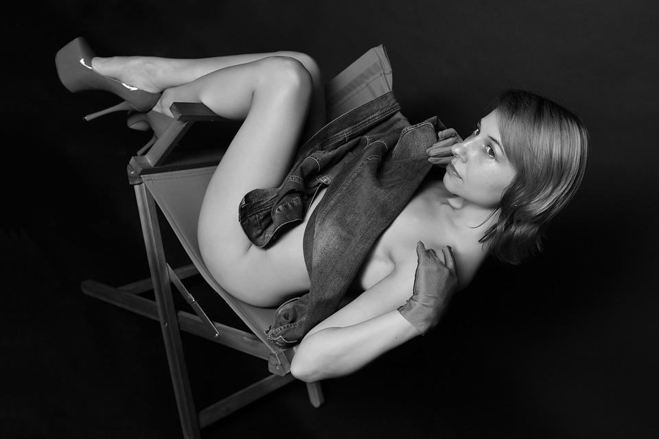 Model, Woman, Portrait, Female Model, Posture, Sexy