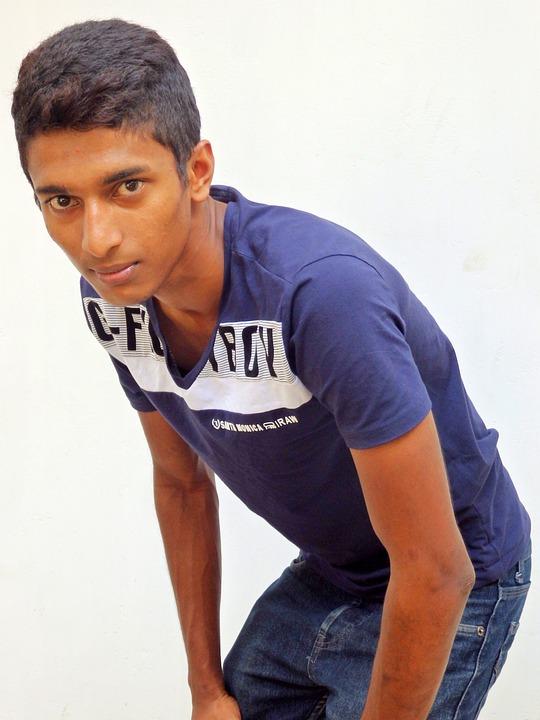 Boy, Young, Male, Portrait, Fashion, Lifestyle, Model