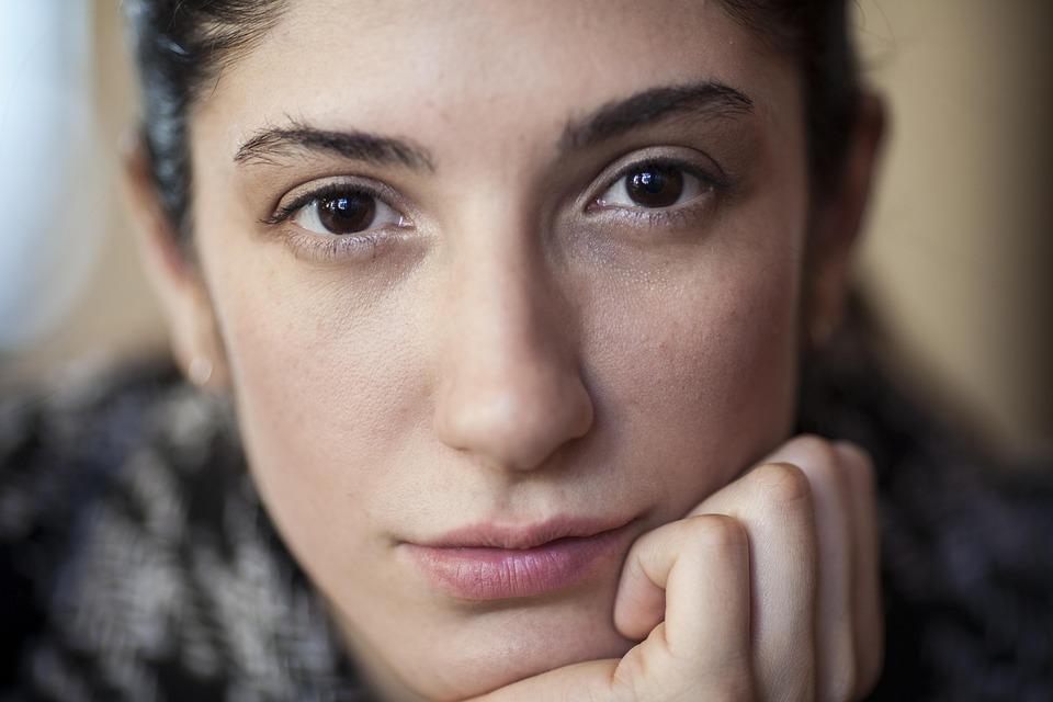 Portrait, Women's, Beautiful, Young Model, Model, Human