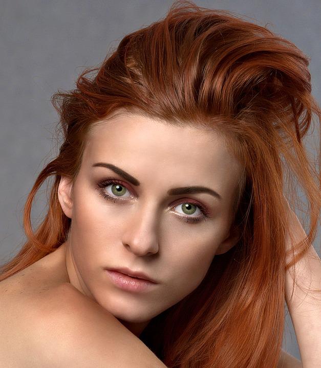 Girl, Beauty, Woman, Model, Hair, Portrait