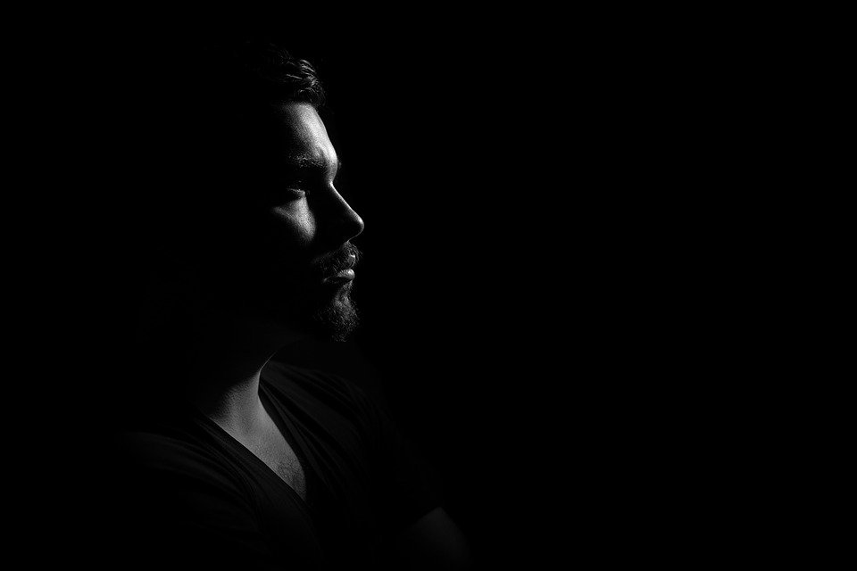 Man, Studio, Portrait, Light, Of, About, Story, Nice