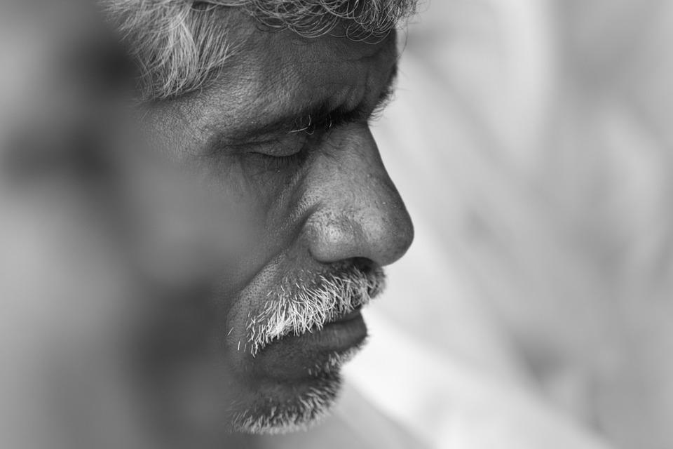 Portrait, Man, Old, Old Man, Senior, Person, Elderly