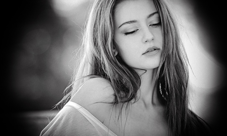 Portrait, Girl, Forest, Outdoor, Human, Woman, Beauty
