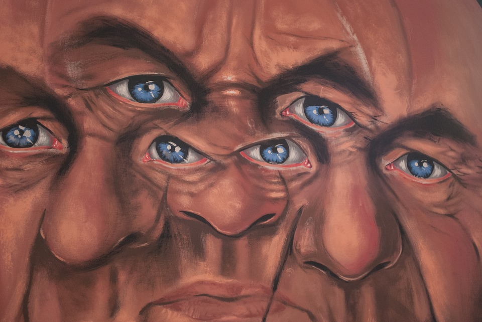 Pictures, Eyes, Face, Art, Portrait, Painting, Oil, Man