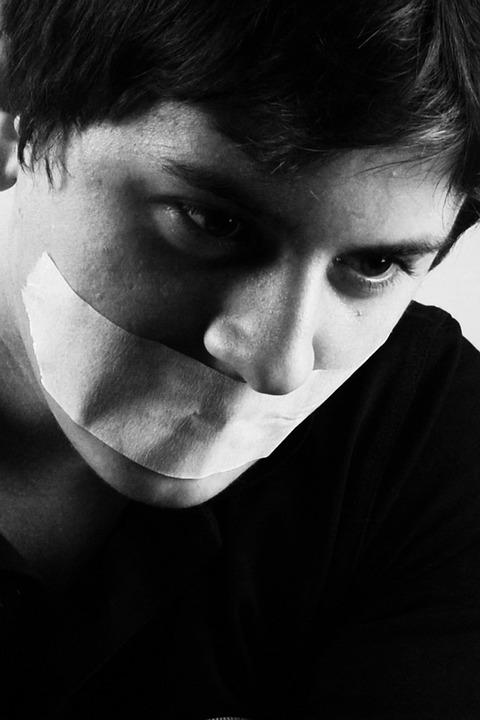 Sorrow, Silence, Emotions, Guy, Portrait