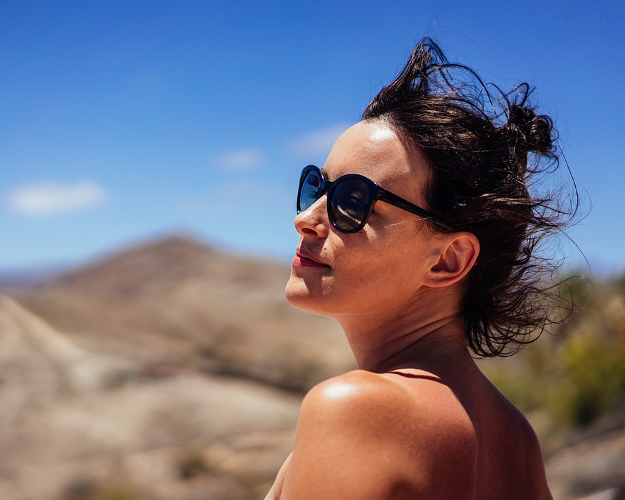 Woman, Female, Portrait, Holiday, Leisure, Vacation