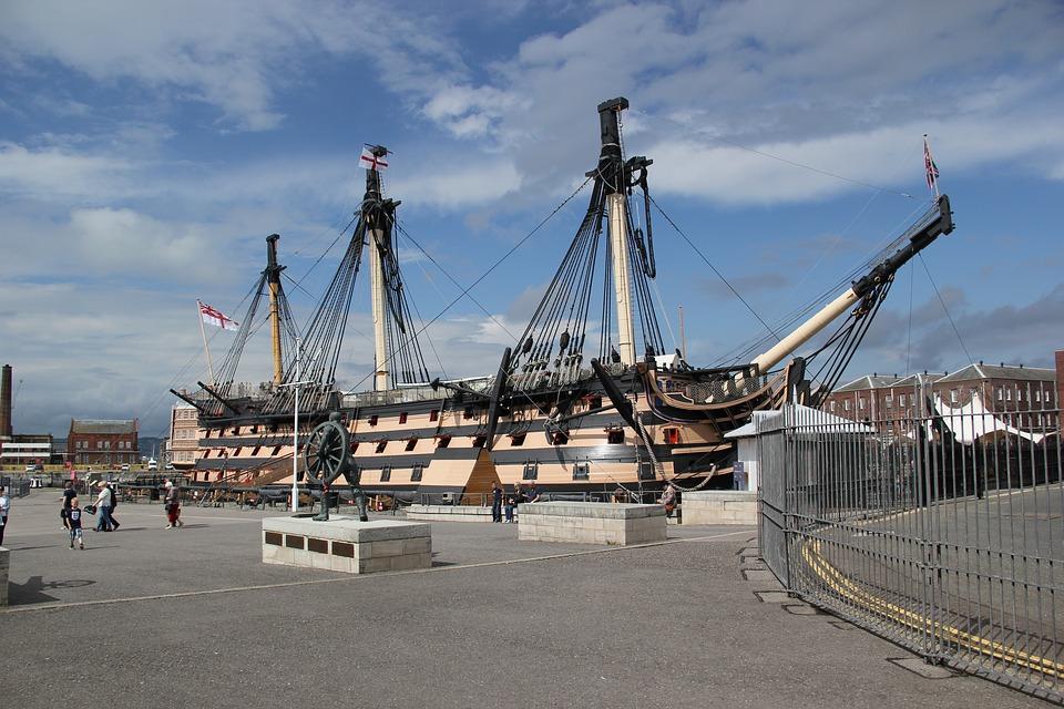 South Gland, Portsmouth, Hms Victory