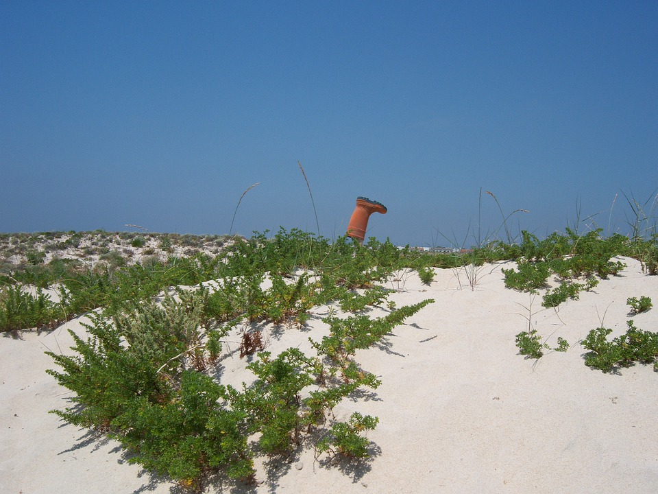 Portugal, Algarve, Sand, Sea, Atlantic