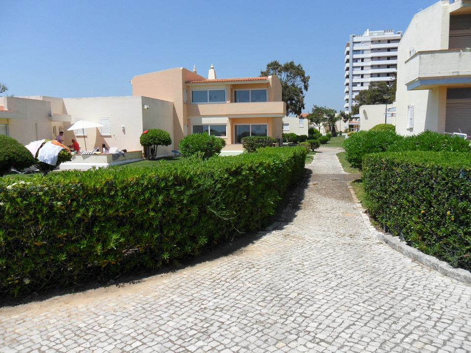 Portugal, Algarve, Alvor, Holidays