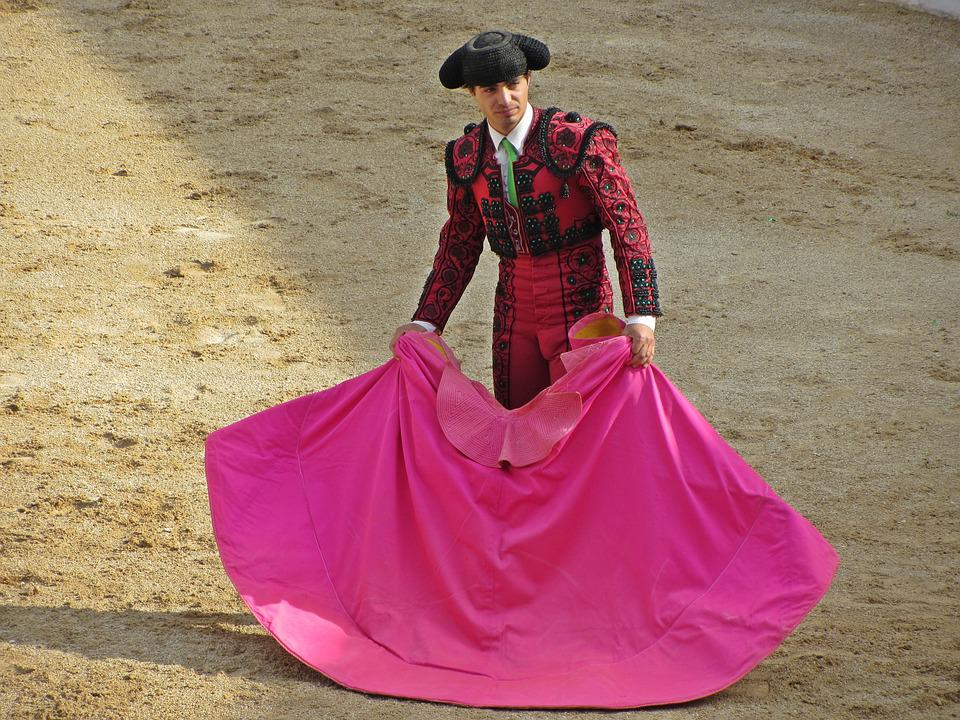 Torero, Bull Fighting, Portugal