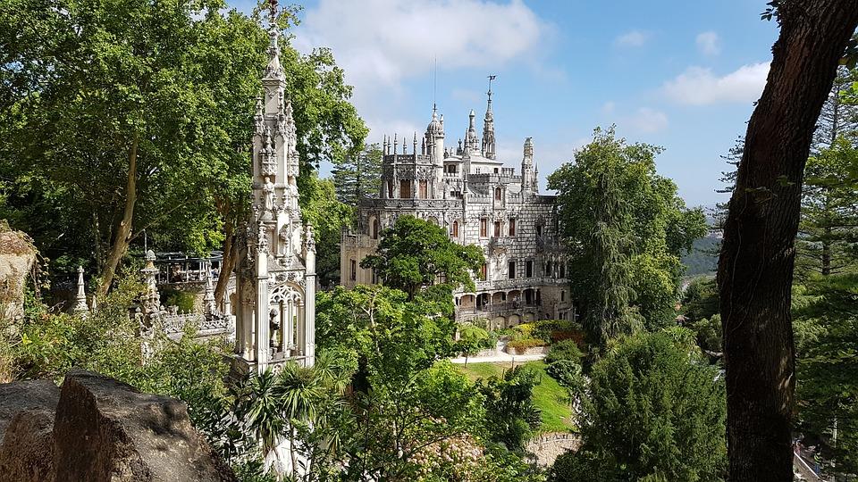 Lisbon, Sintra, Portugal, Architecture, Travel