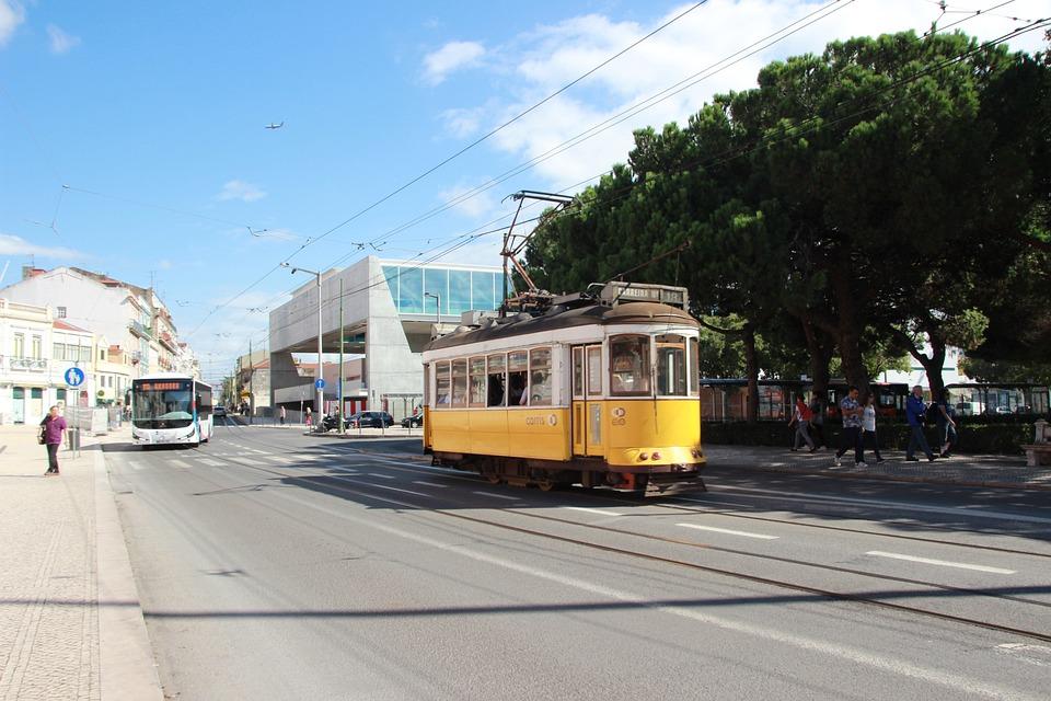 Portugal, Hundred Years Tram, Lisbon