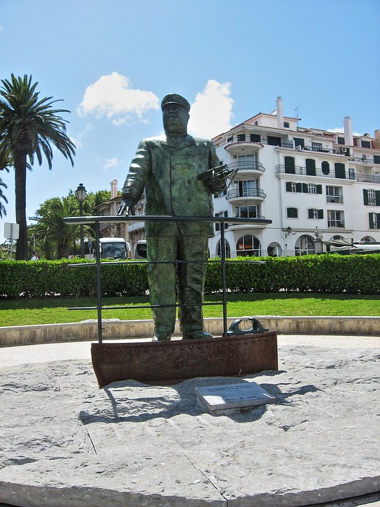 Portugal, Statue, Monument, Lisbon, Europe, Portuguese