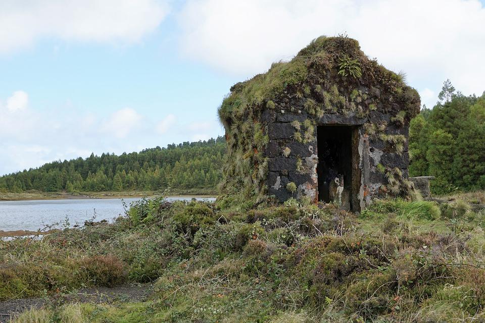 Portugal, Azores, Island, Nature, Green, Landscape