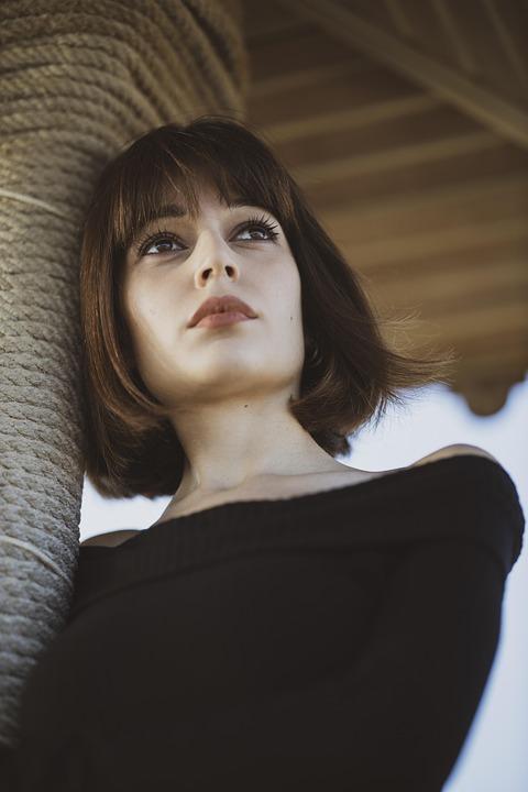 Model, Woman, Pose, Beautiful, Beauty, Young, Girl