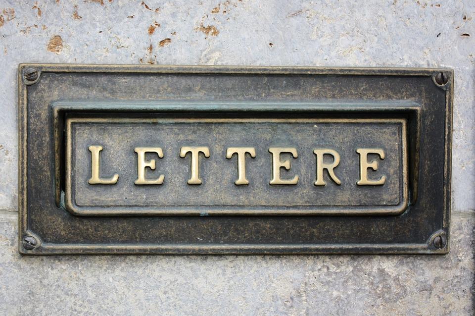 Mailbox, Letter Box, Post