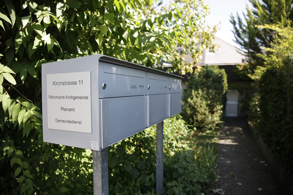 Mailbox, Input, Letter Boxes, Post