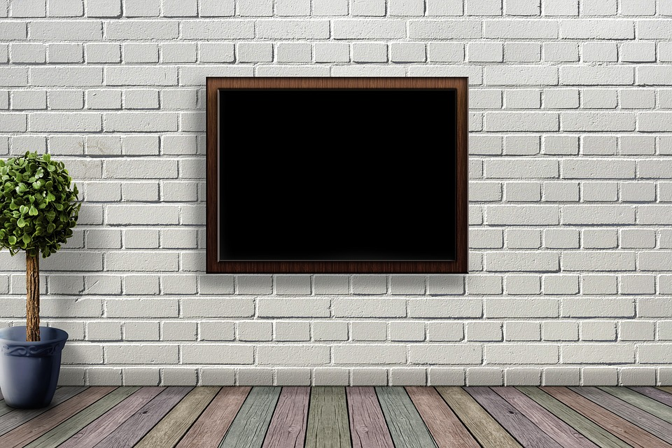 Mockup, Poster, Picture Frame, Empty Picture Frame