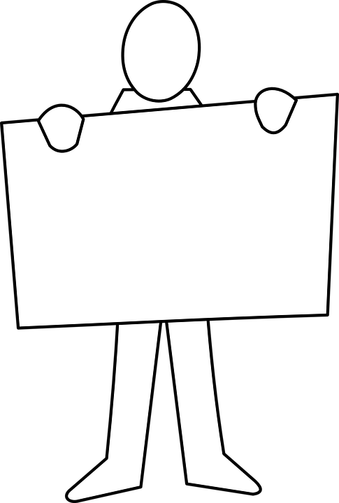 Poster, Presentation, School, Show, Sign