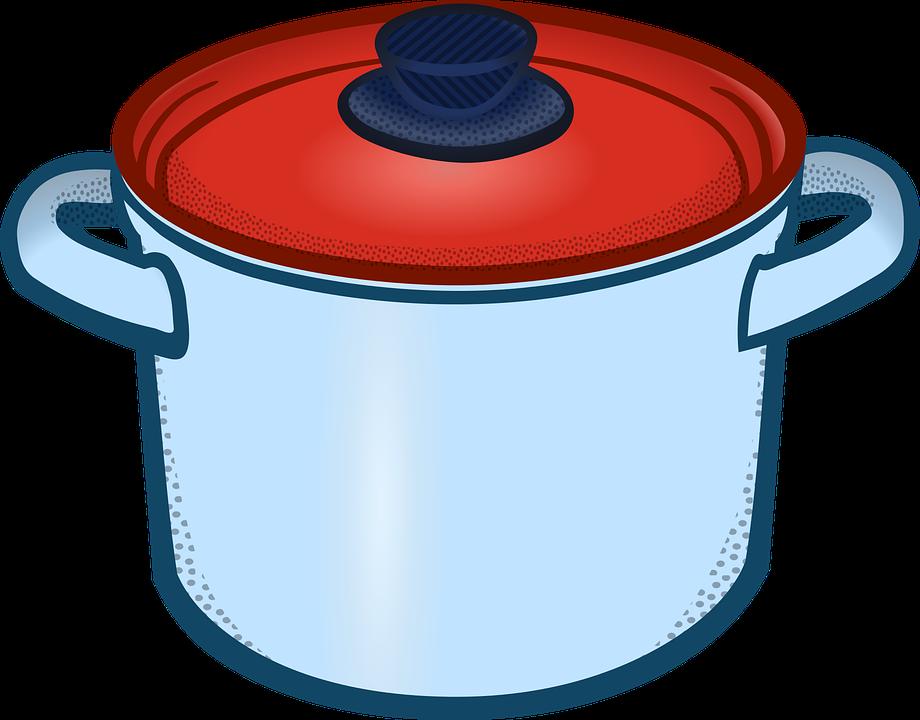 Boiling, Kitchen, Pan, Pot, Saucepan