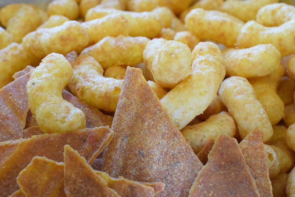 Chips, Snacks, Snack, Potato Chips, Party, Food