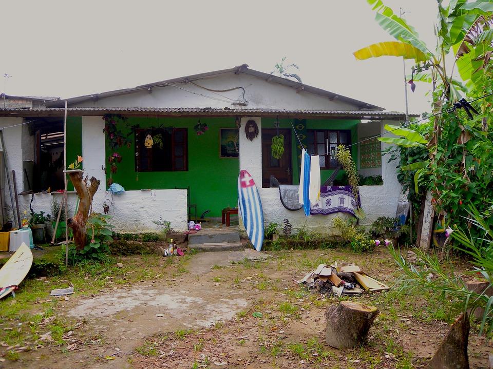 Pleasing Free Photo Poverty Favela Brazil Shack Poor House Community Interior Design Ideas Apansoteloinfo