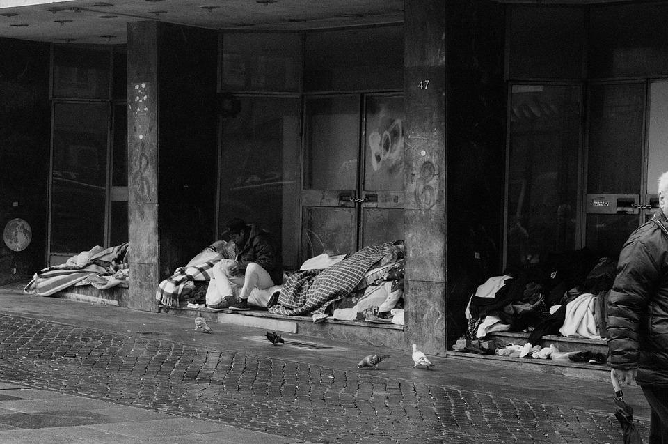 Homeless, Homelessness, Poverty, Despair, Human, Sad