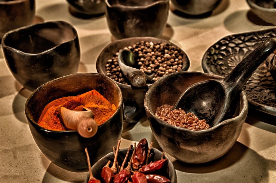Spices, Chilies, Paprika, Powder, Chili Powder, Pepper