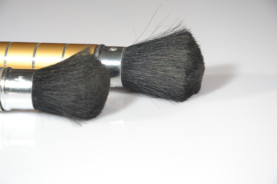 Brush, Pencil, Brushes, Powder, Beauty Product