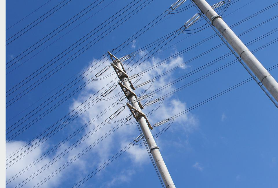 Electric Wires Cable Electrical Energy Power