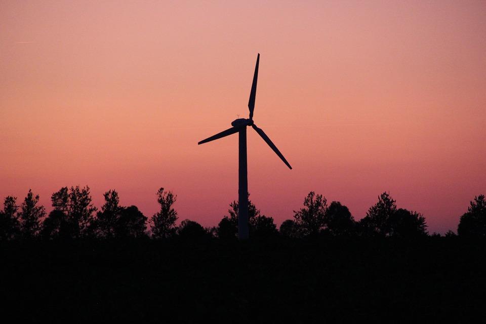 Pinwheel, Energy, Power Generation