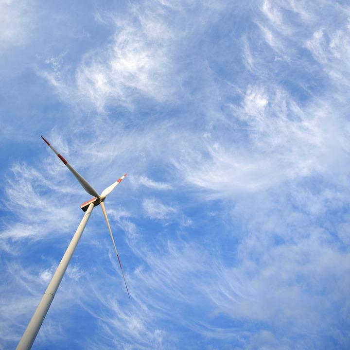 Pinwheel, Wind Power, Wind Energy, Power Generation
