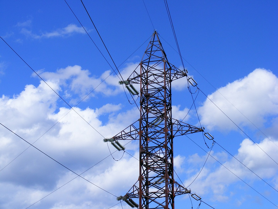 Electricity, Power, Line, Industries, Energy, Light