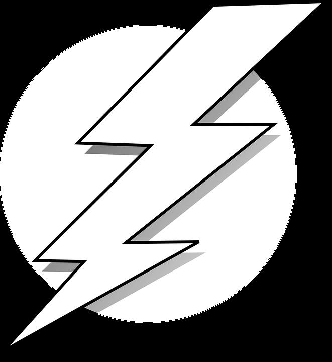 Lightning, Bolt, Strike, Lighting, Energy, Power