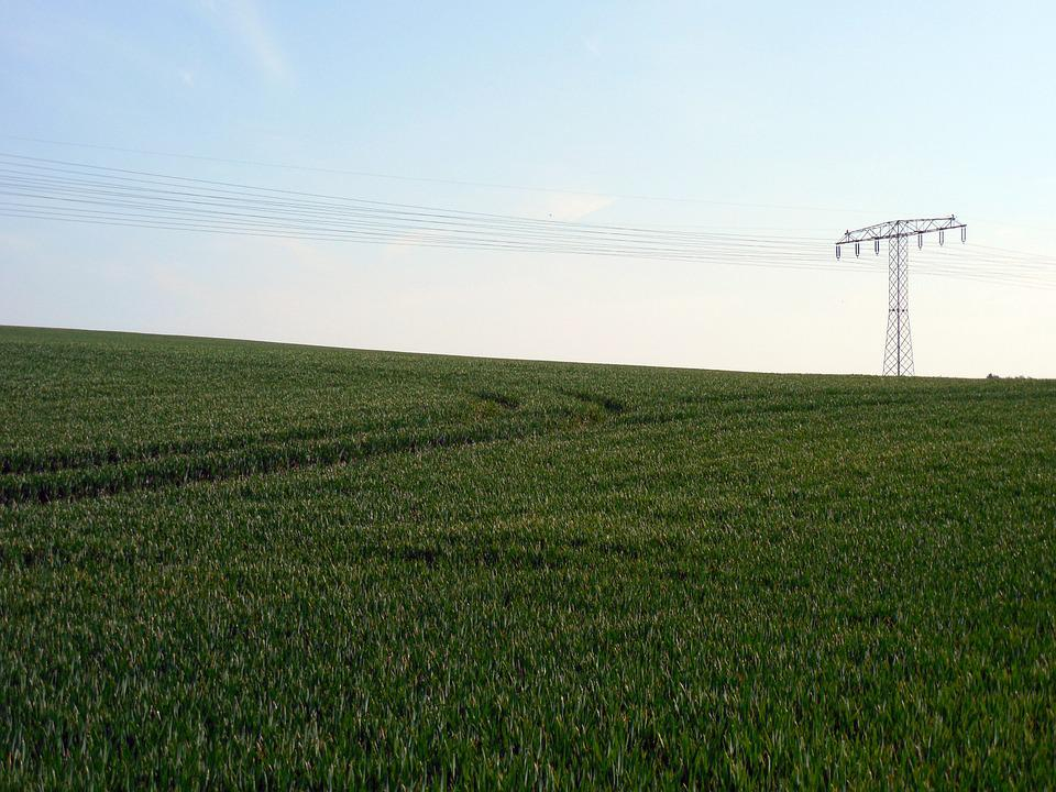 Power Line, Electricity, Strommast, Energy, Current