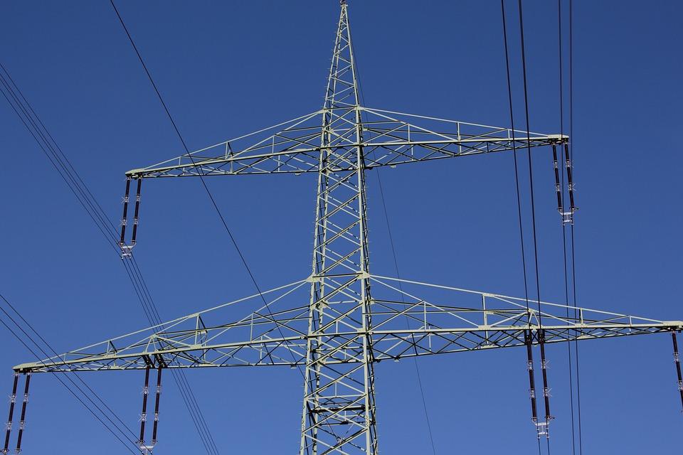 Utility Pole, Electric Pole, Power Pole, Power, Energy
