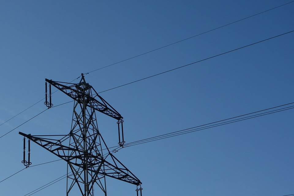 Strommast, Mast, Current, Energy, Power Poles