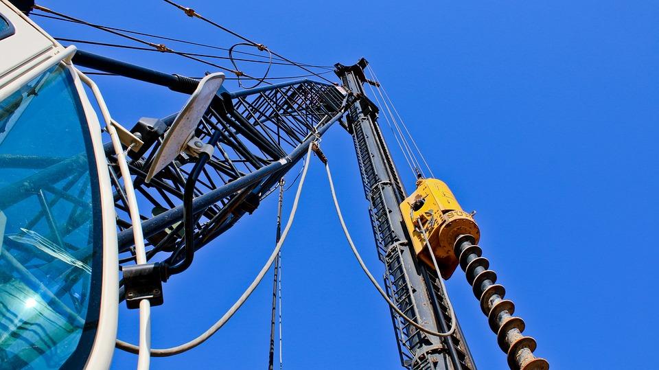 Equipment, Power, Sky, Technology, Industry