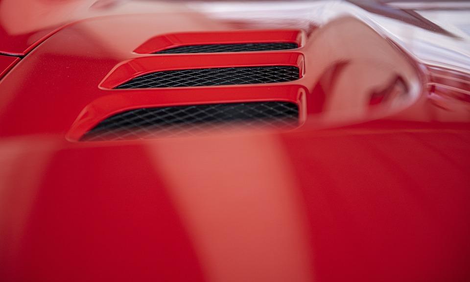 Ferrari, Back, Red, Detail, Form, Power, Stylish, Speed