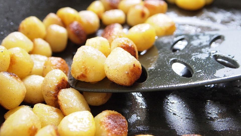 Around, Power Supply, Potatoes, Baked Potatoes, Dinner
