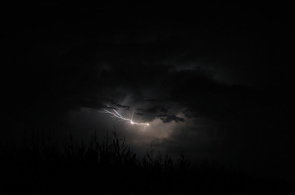 Flash Of Lightning, Flash, Power, Forward, Thunder