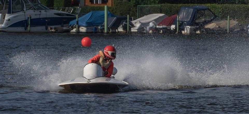 Powerboat, Motor Racing Boat, Motor Boat Race